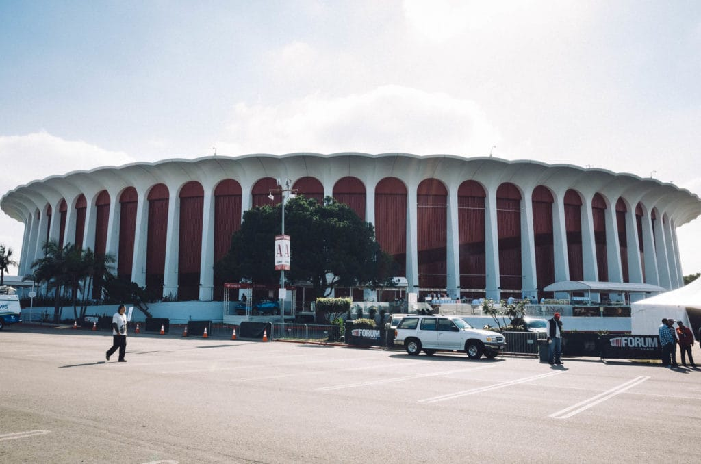 Los Angeles Forum
