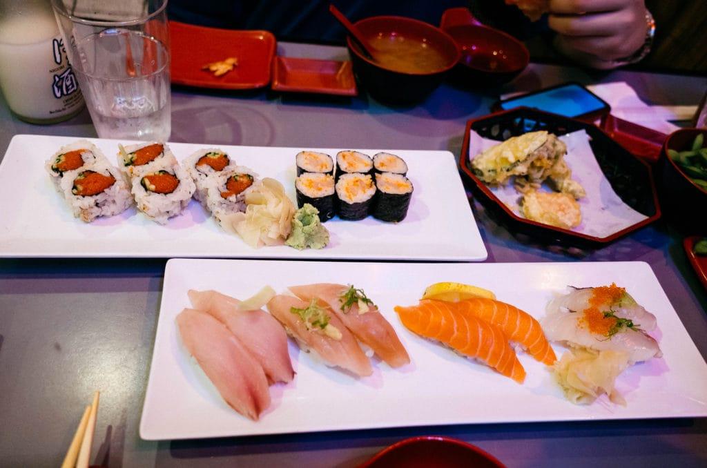 Sushi Toni, San Francisco