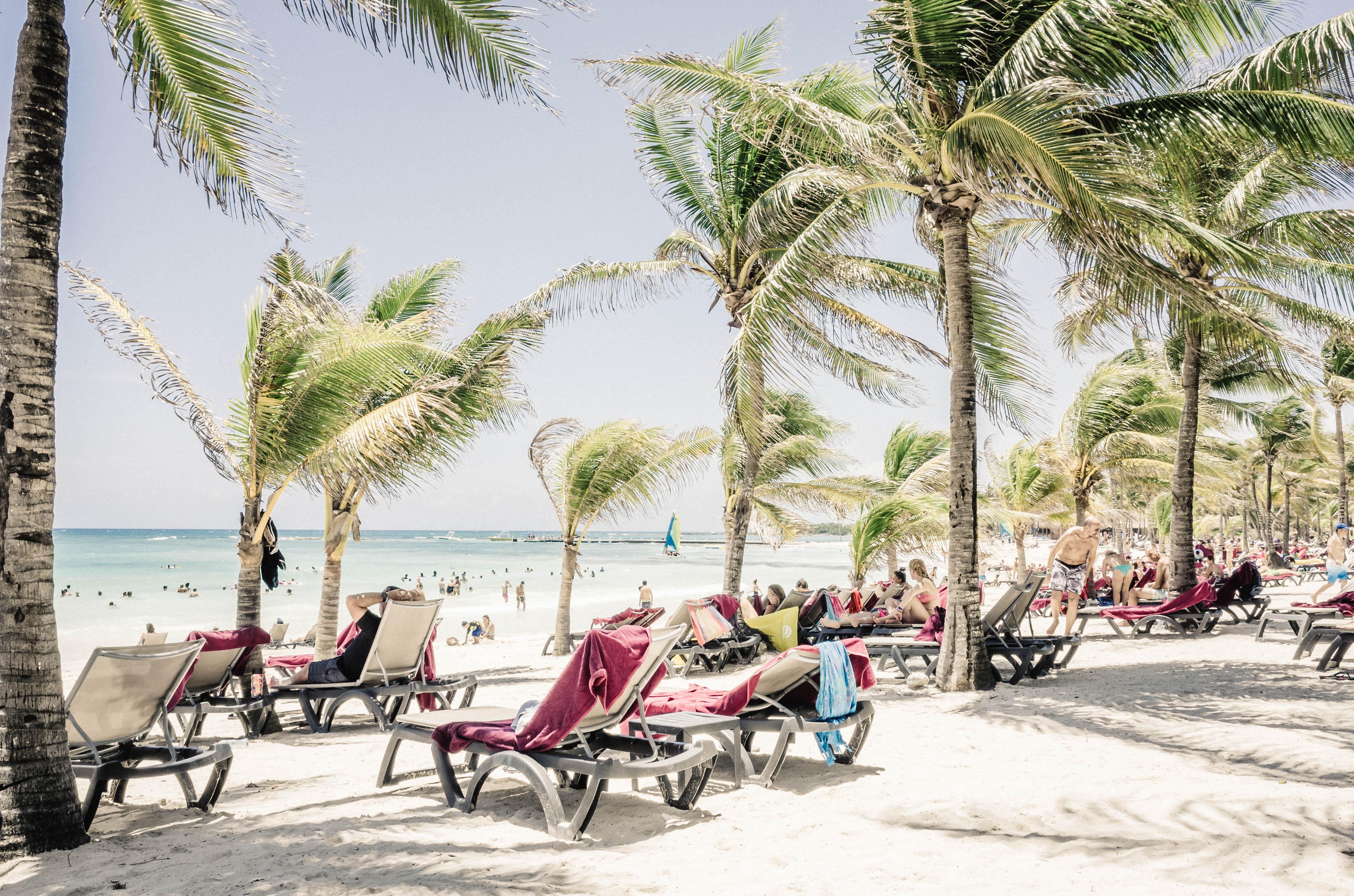 mexico cancun playa del carmen