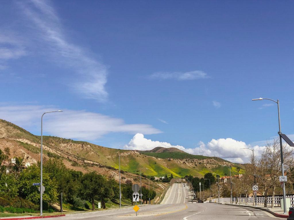 Porter Ranch Stenson road