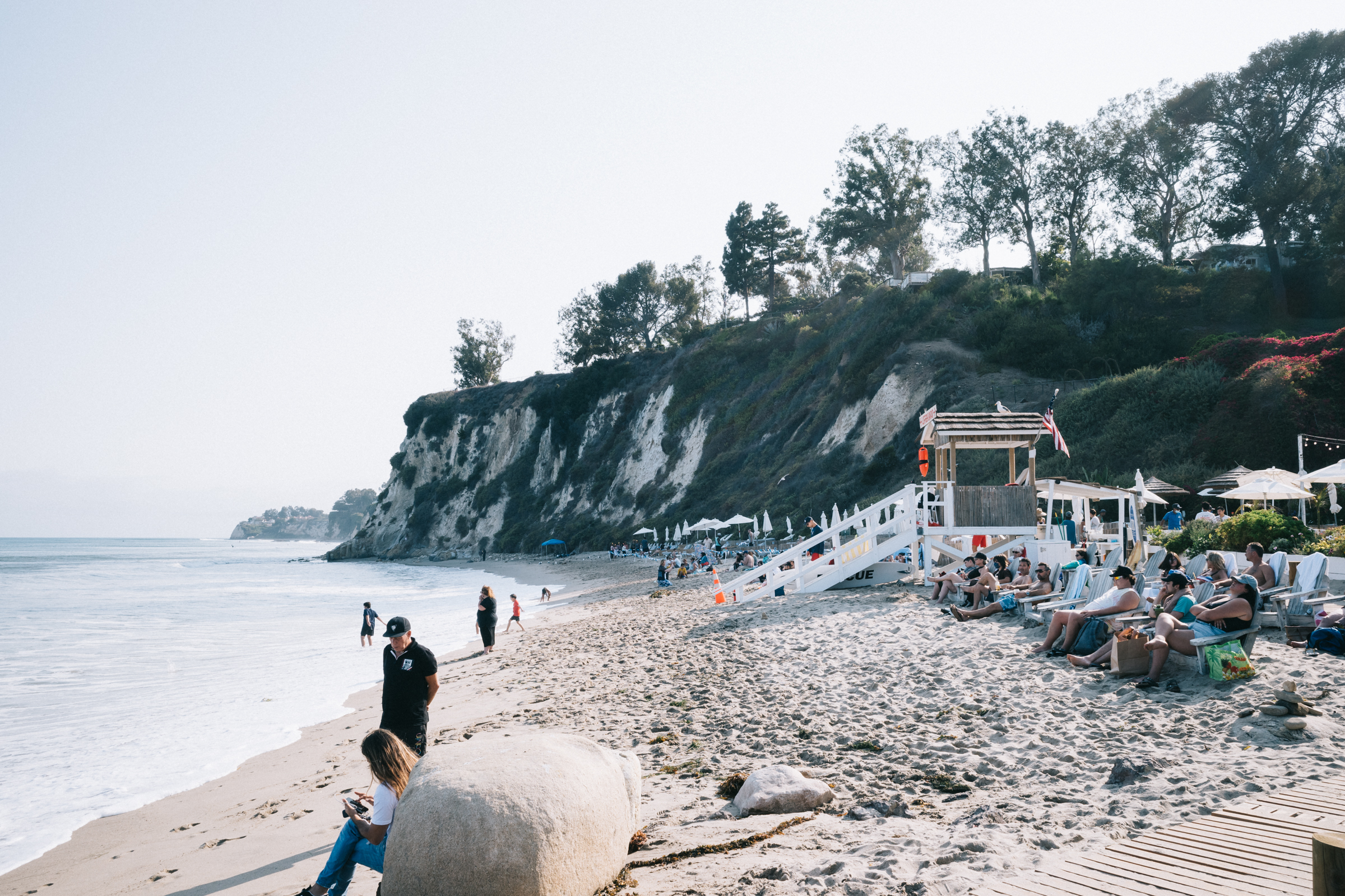 malibu restaurants on the beach Paradise Cove